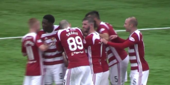 Accies edge shoot-out after 1-1 draw with Queens