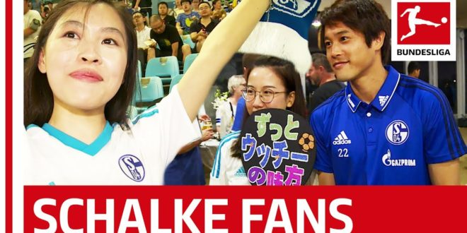 FC Schalke 04 – Superfans in China