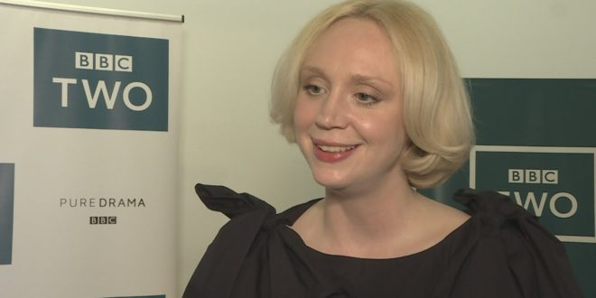 Gwendoline Christy reveals her on-screen bestie