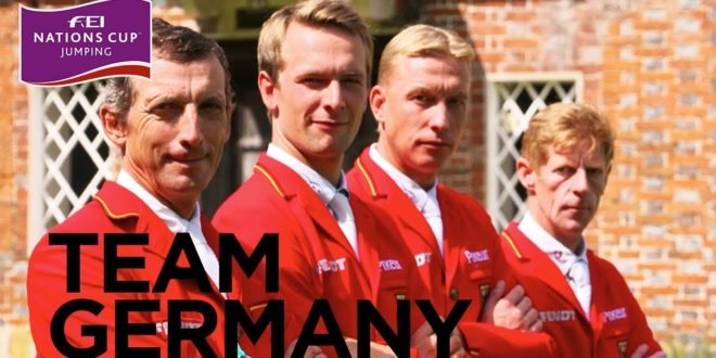 Germany's selection for Hickstead | FEI Nations Cup™ Jumping