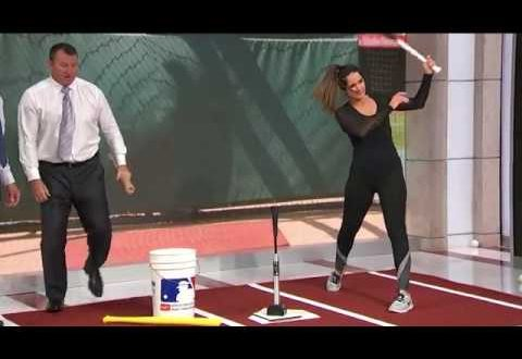 Thome and DeRo Fix Lauren Shehadi's Swing