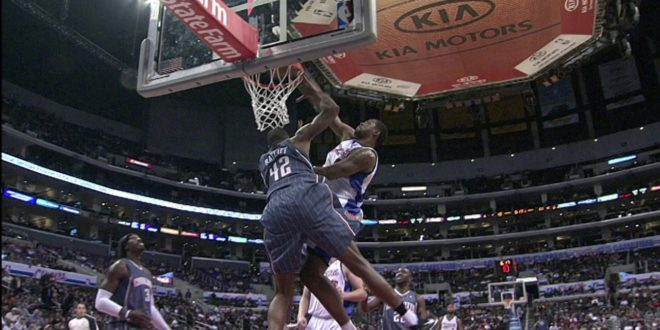 DeAndre Jordan Top 10 Career Dunks