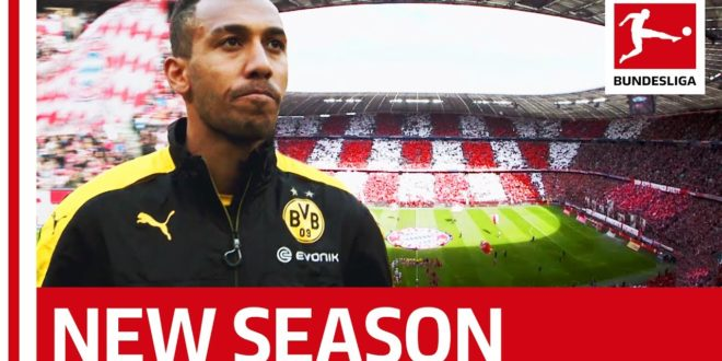 Get Ready For The 2017/18 Bundesliga Campaign