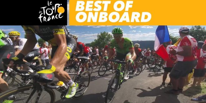 Best of GoPro onboard – Tour de France 2017