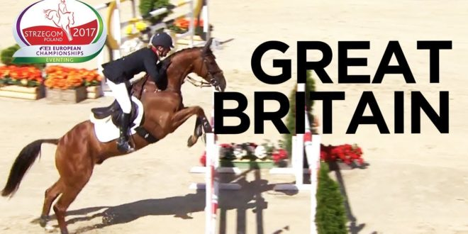 Team GBR back in business | FEI European Eventing Championships 2017