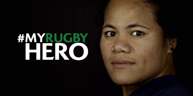 My Rugby Hero: Tiffany Faaee names Jonah Lomu as her inspiration
