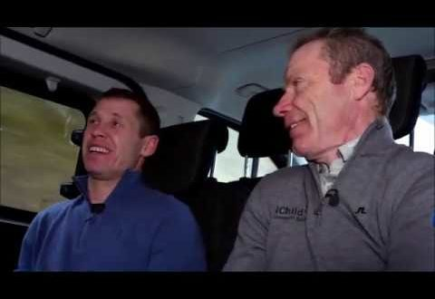 Richard Johnson | Day In The Life Of The Champion Jockey