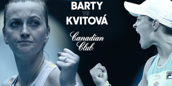 Battle thoughts: Ash Barty v Petra Kvitova