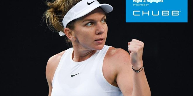 Night Session Highlights Day 2   Australian Open 2020