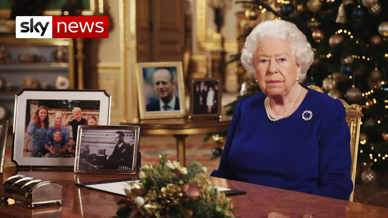 Queen Christmas Address 2020 Watch: The Queen's Christmas message in full   The Global Herald