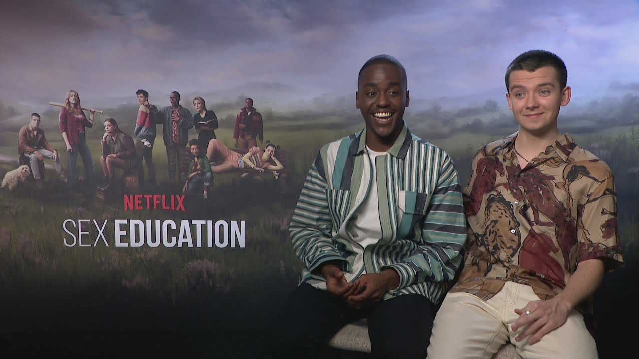 Sex Education cast struggle with season two spoilers - The ...