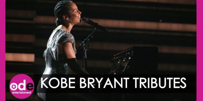 The Grammys 2020: Emotional Tributes for Kobe Bryant