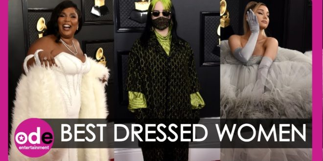 The Grammys 2020: Best Dressed Women on the Red Carpet