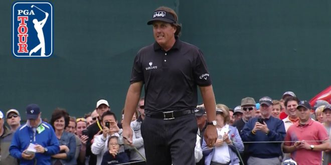 Phil Mickelson's winning highlights from the 2013 Waste Management Phoenix Open