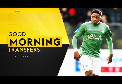 How close are Spurs to signing Steven Bergwijn?   Good Morning Transfers