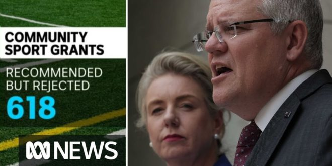 Sport Australia complained to Minister about political interference in grants scheme | ABC News