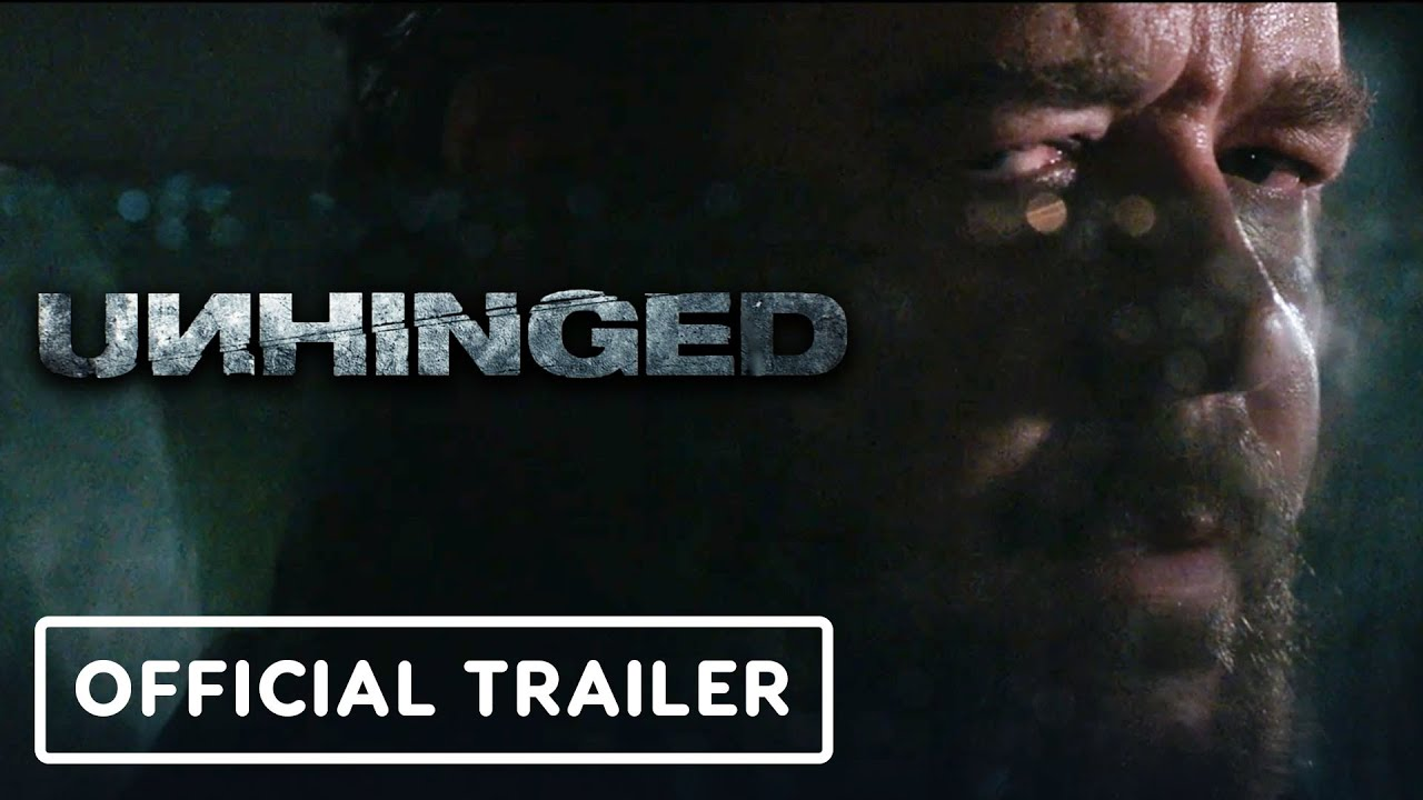 Watch trailer: Russell Crowe thriller 'Unhinged' will be first ...