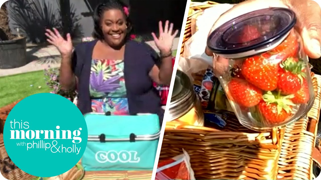 Alison Hammond's Rocky Road Recipe from This Morning - The ...