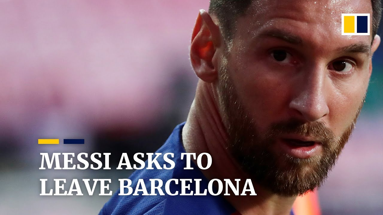 FC Barcelona President Explains Why Lionel Messi Is Leaving the Club