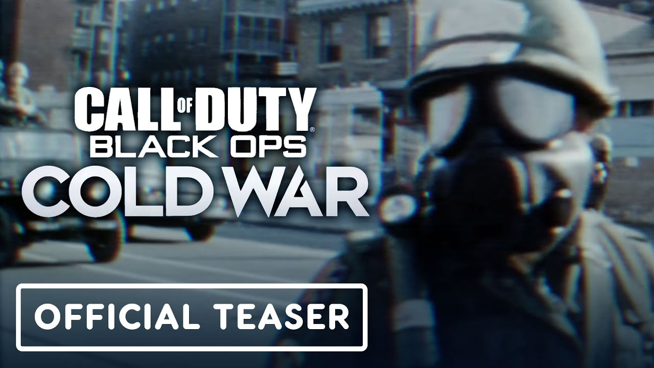 Call Of Duty Black Ops Cold War Official Teaser Trailer The Global Herald