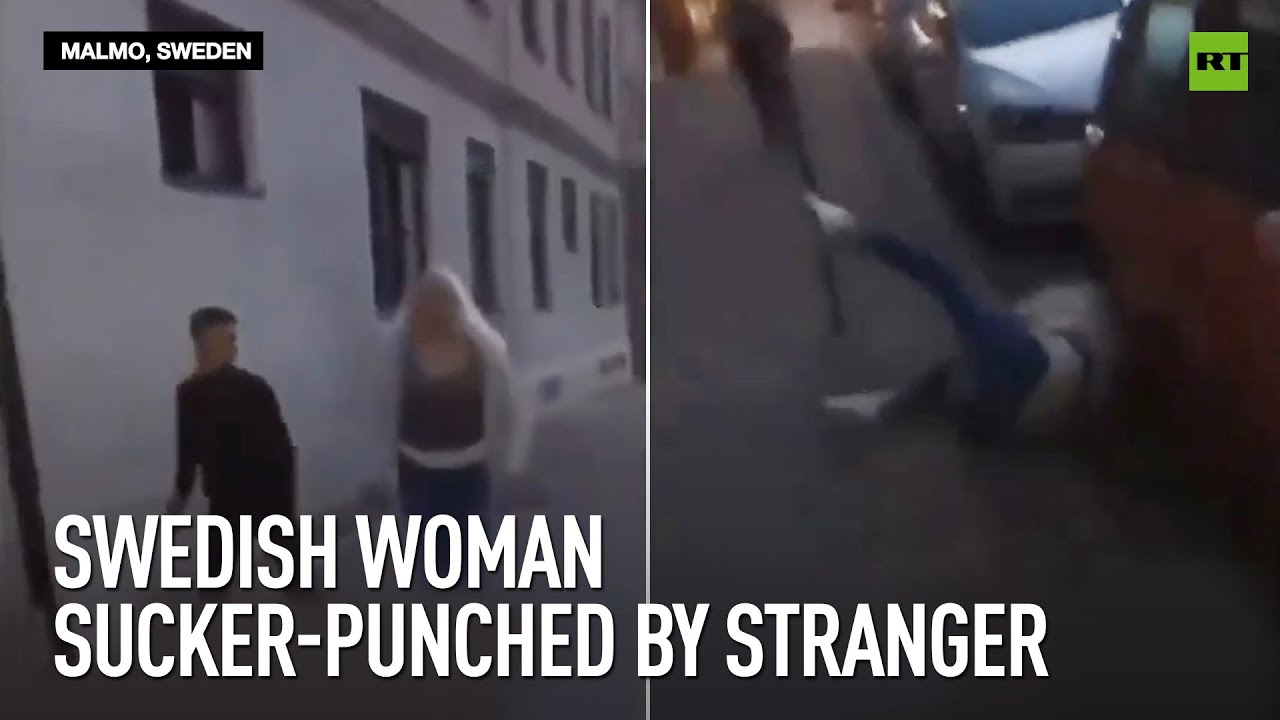 Swedish Woman Sucker Punched By Stranger The Global Herald
