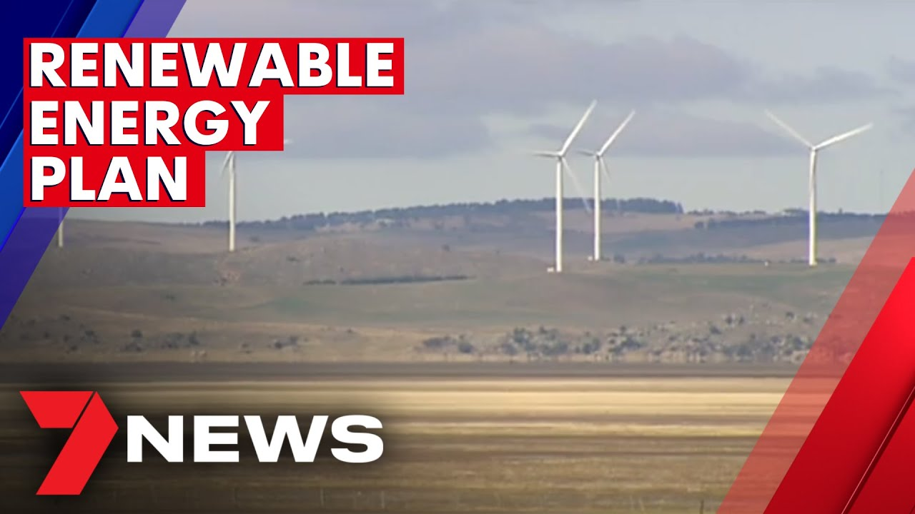 NSW Government Plan to boost Renewable Energy