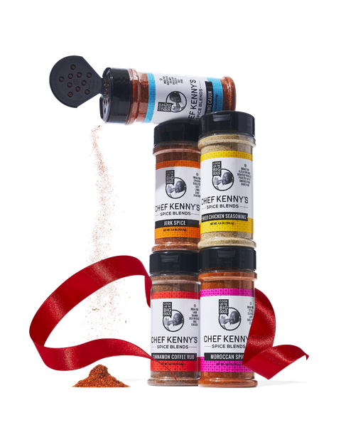 Chef Kenny's Ultimate Spice Gift Set