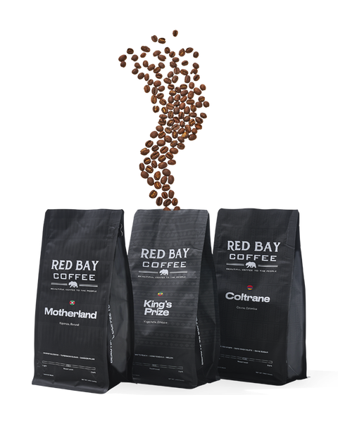 Motherland coffee Gift Collection