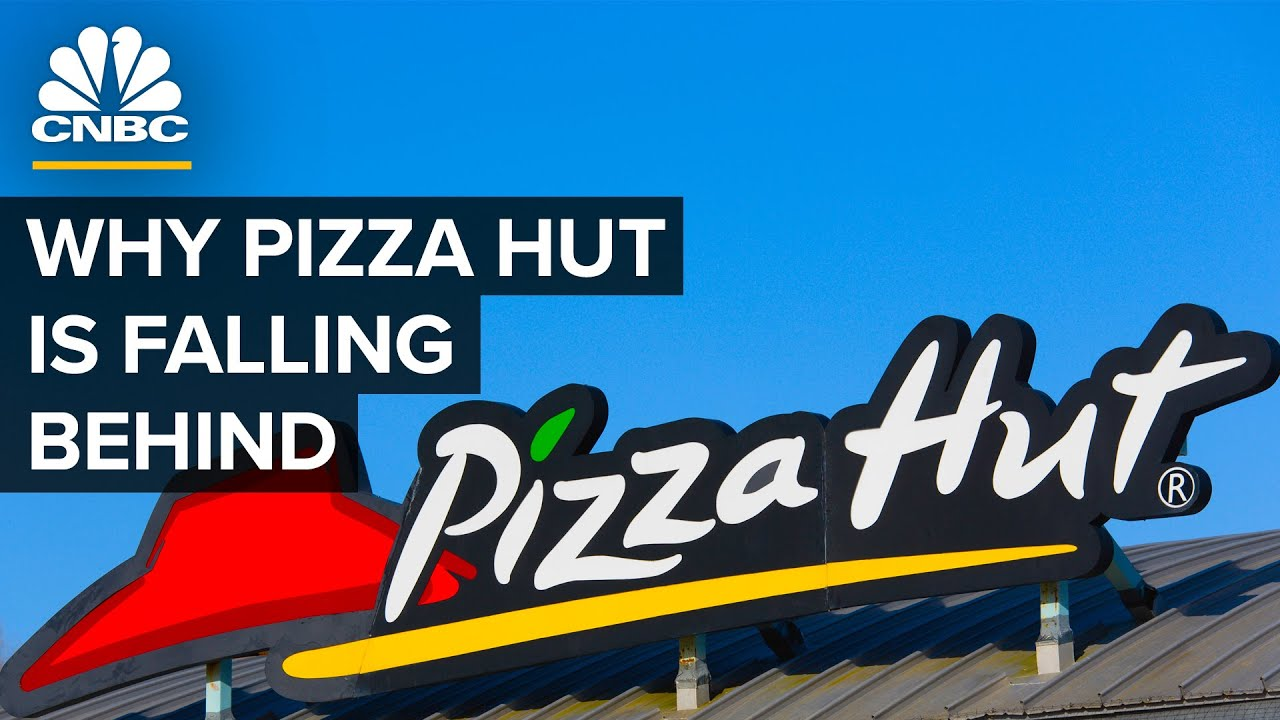 Why Pizza Hut fell Behind In the Pizza Wars