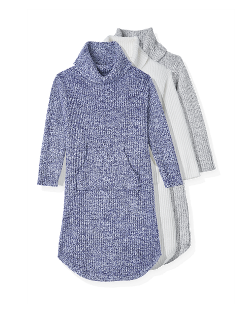 Softies Marshmallow Slouch Turtleneck Loungers