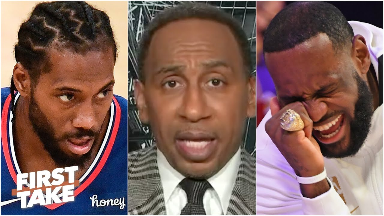 Stephen A. & Max react to Lakers vs. Clippers on Opening ...