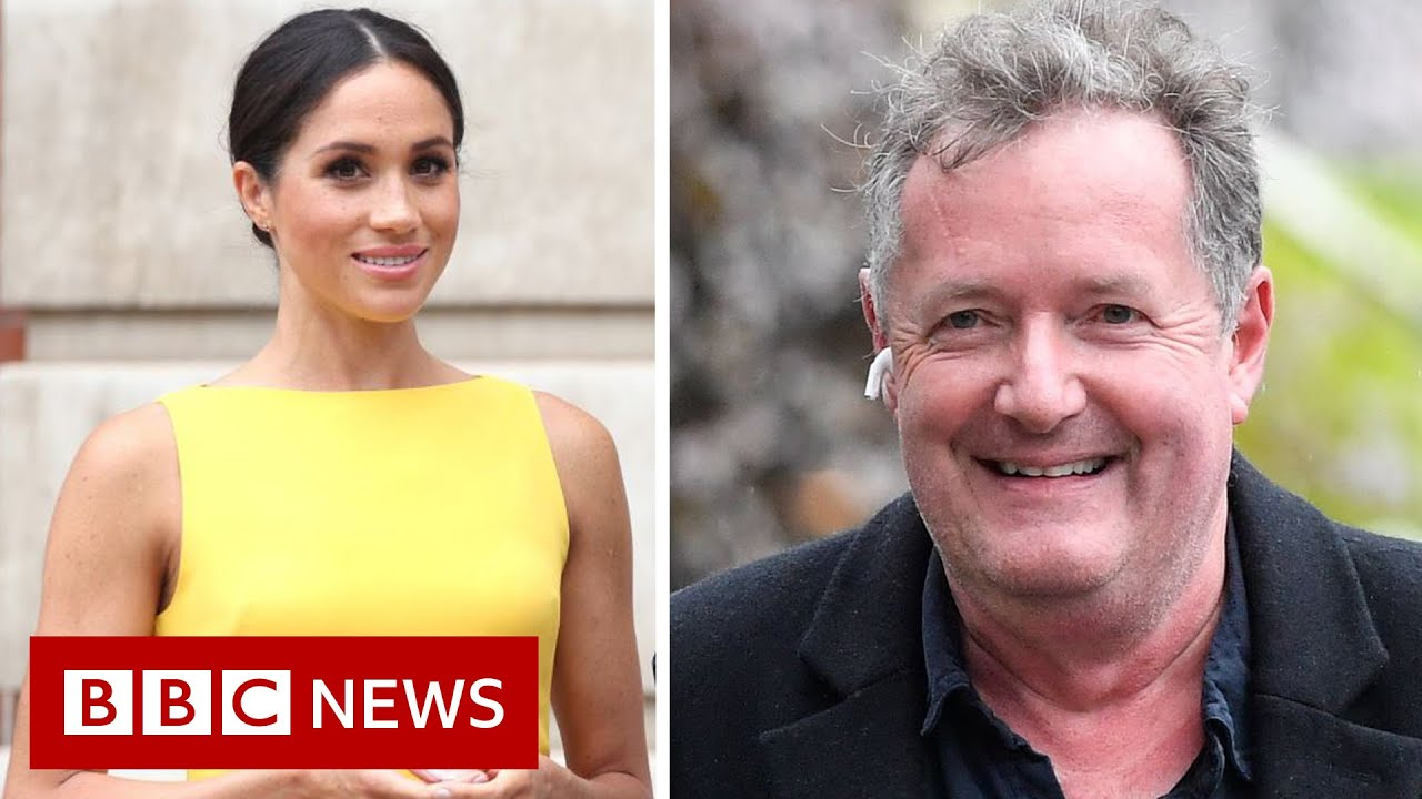 How Piers Morgan's GMB exit unfolded after Meghan comments – BBC News