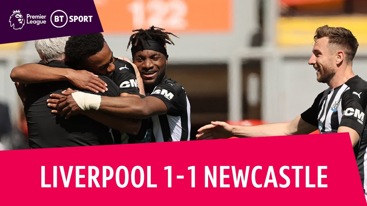 Liverpool 1-1 Newcastle | Late drama in crazy game! | Premier League  highlights - The Global Herald