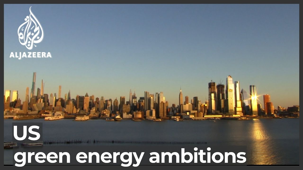New York aims to derive 70% of Power from Renewable Sources