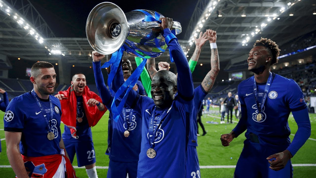 N'Golo Kanté: Ultimate Big Game Player! Chelsea Midfielder Stars In 2021 Champions  League Final - The Global Herald
