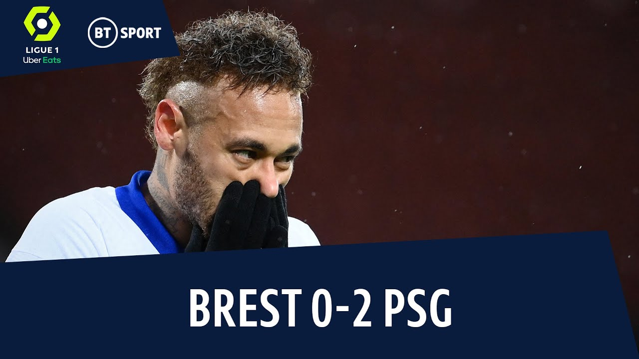 Brest Vs Psg 0 2 Psg Fail To Win Title Despite Final Day Victory Ligue 1 Highlights The Global Herald