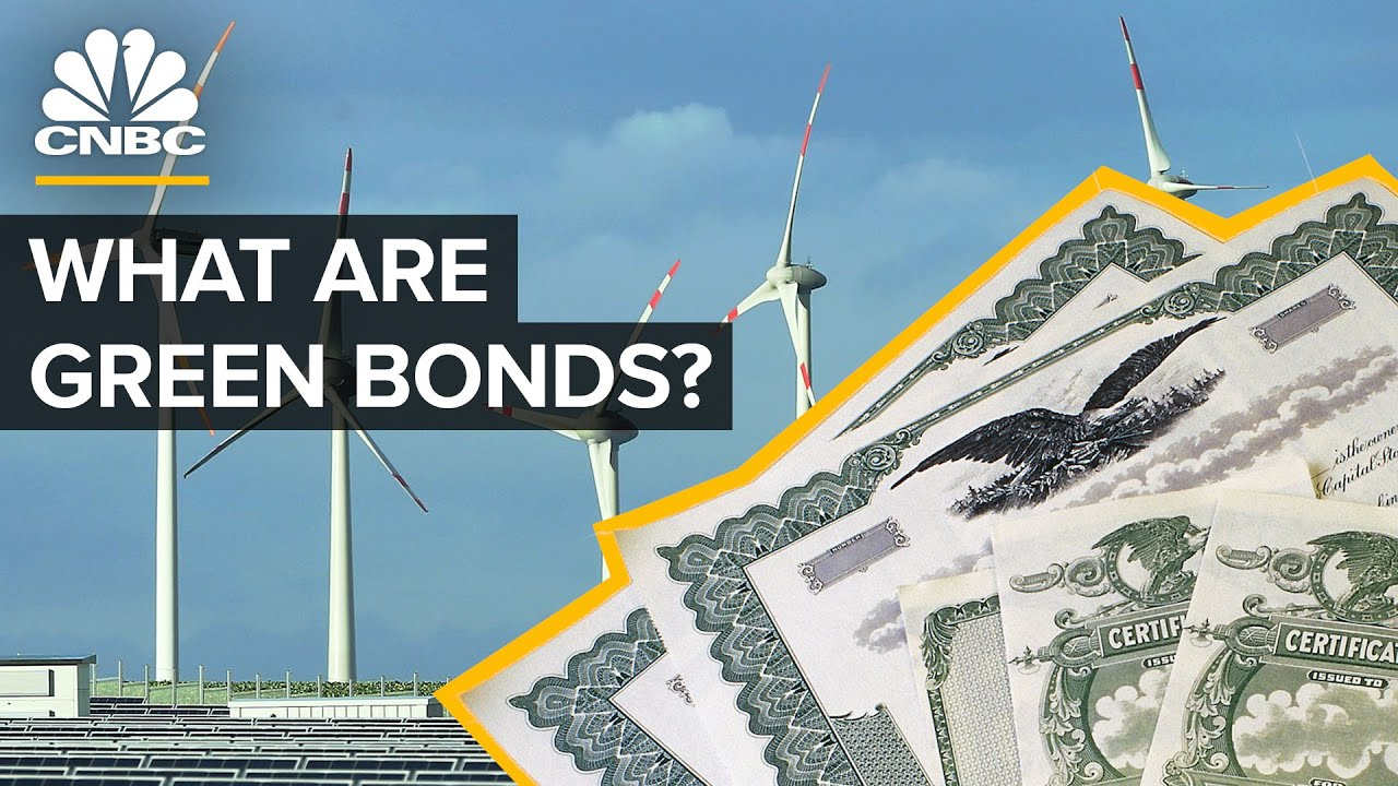 How The  Trillion Market For 'Green' Bonds Is Changing Wall Street
