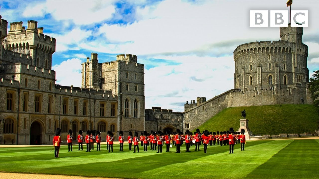 Trooping the Colour: The Queen's Official Birthday 2021