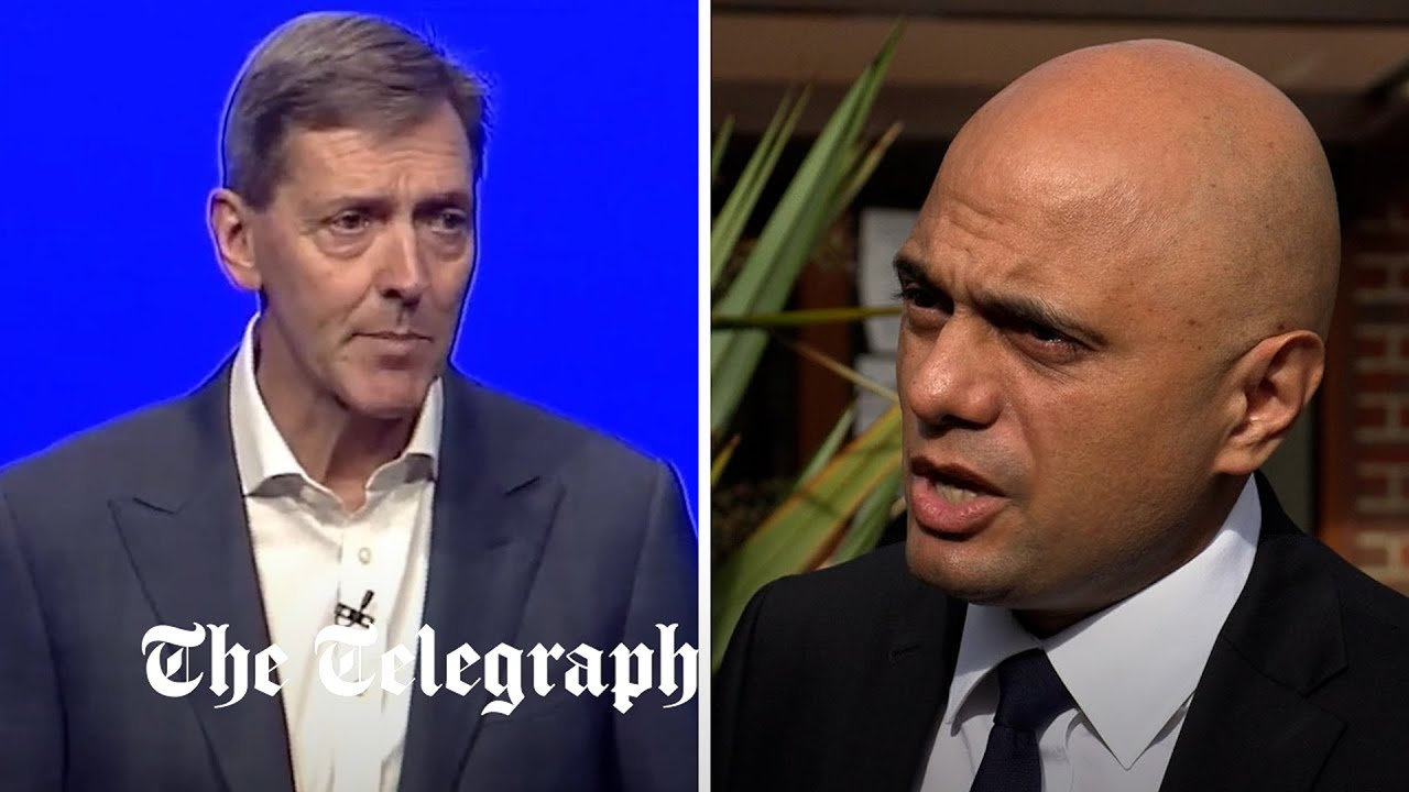 Sajid Javid jeered by GPs as they Hit Out at 'Malicious Criticism' over Face-To-Face Appointments