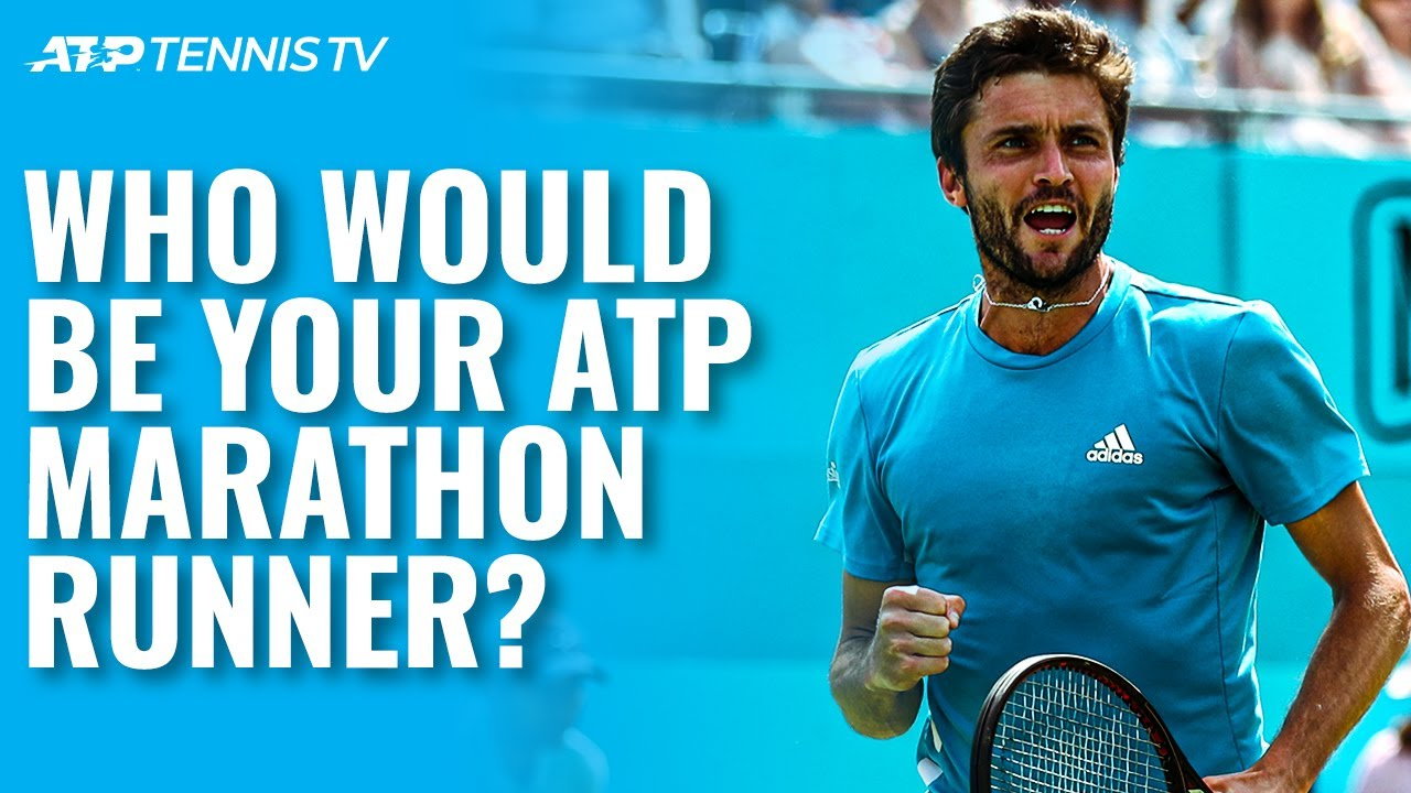 Who Would Be Your ATP Tennis Marathon Runner? 🔋 | ATP Tennis Meets The Olympics 🥇